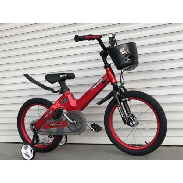 """Велосипед магниевый """"ТТ001"""" 16 дюймов красный"""