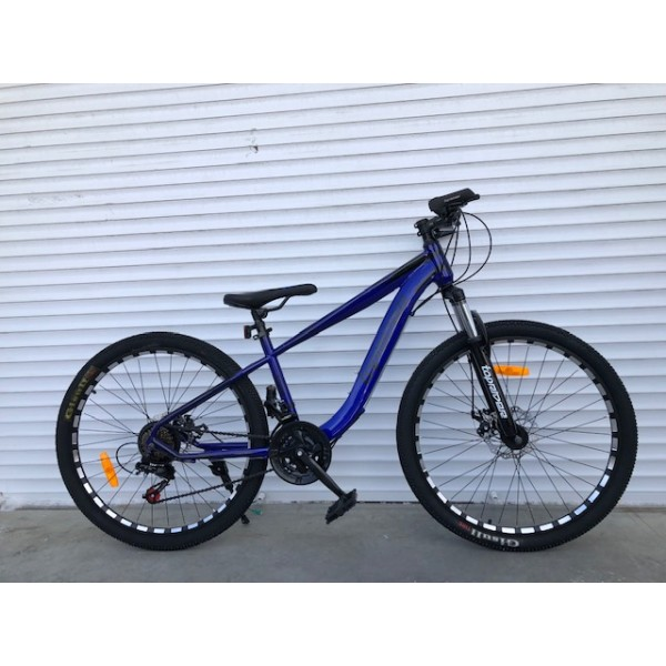 "Велосипед 27.5  дюймов ""550"" синий"