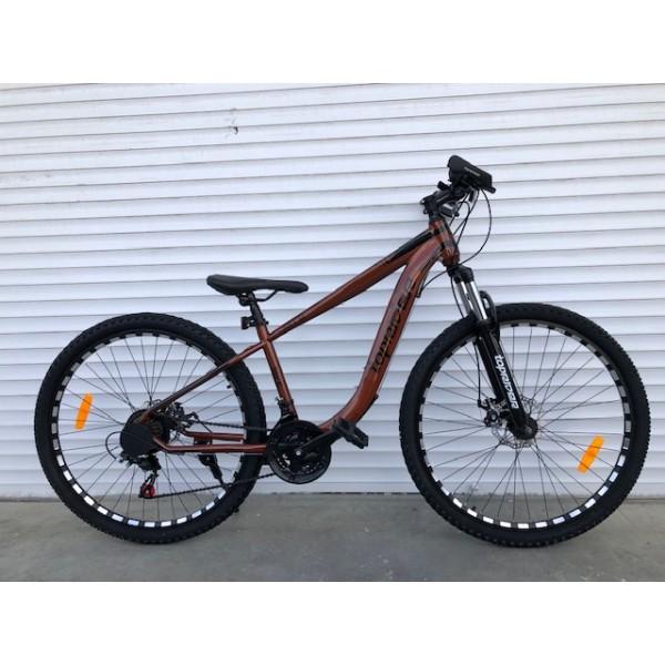 """Велосипед 27.5  дюймов """"550"""" коричневый"""